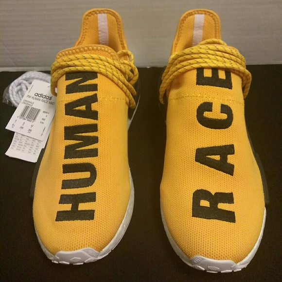 finest selection c1f73 1dccb Adidas by Pharrell Williams human race
